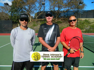 Steve Johnson Tennis Academy