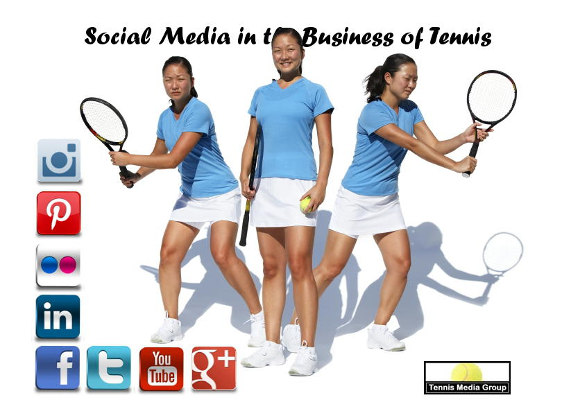Social Media in the Business of Tennis
